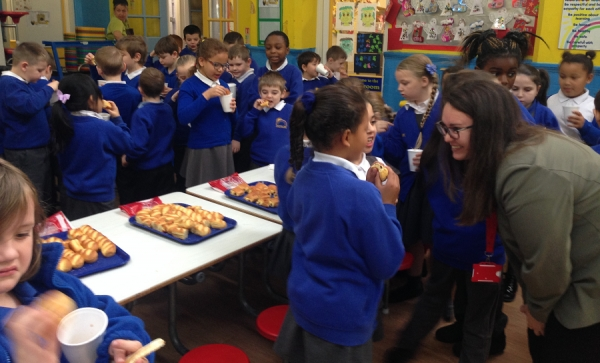 Language Leaders Visit