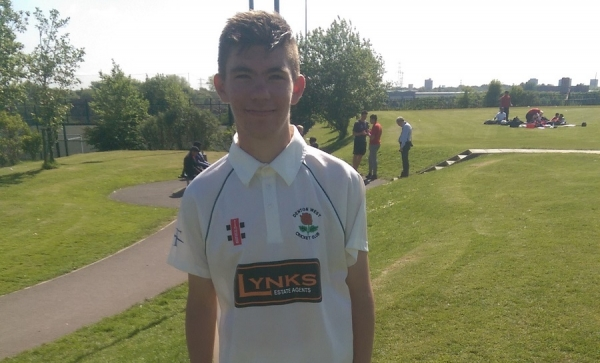 U15's progress in Lancs Cup